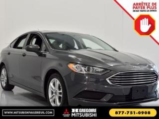 Used 2018 Ford Fusion SE SUNROOF BLUETOOTH for sale in Vaudreuil-dorion, QC