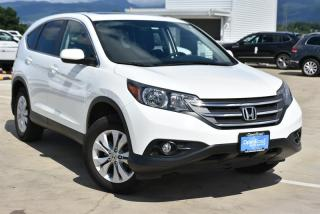 Used 2012 Honda CR-V EX 4WD AT for sale in Burnaby, BC