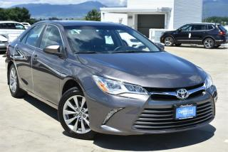 Used 2015 Toyota Camry 4-Door Sedan XLE 6A for sale in Burnaby, BC