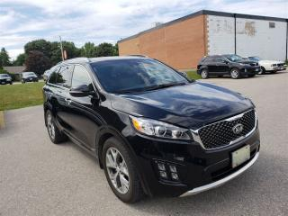 Used 2016 Kia Sorento 3.3L|  SX+ | 7-Seater | AWD | One Owner for sale in Listowel, ON
