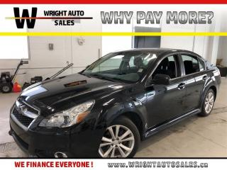 Used 2014 Subaru Legacy 2.5I Premium|AWD|BLUETOOTH|LOW MILEAGE|44,340 KMS for sale in Cambridge, ON