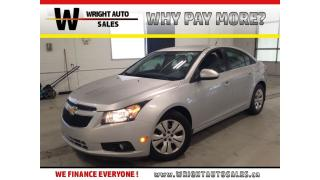 Used 2014 Chevrolet Cruze 1LT|LOW MILEAGE|BLUETOOTH|40,691 KMS for sale in Cambridge, ON