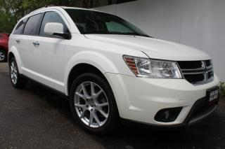 Used 2015 Dodge Journey R/T 7 Passengers AWD for sale in Mississauga, ON