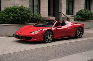 Used 2014 Ferrari 458 ITALIA - for sale in Vancouver, BC