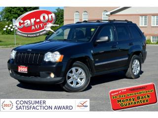 Used 2009 Jeep Grand Cherokee ROCKY MOUNTAIN ED 4X4 LEATHER SUNROOF LOADED for sale in Ottawa, ON