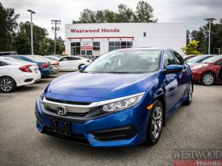 Used 2016 Honda Civic LX for sale in Port Moody, BC
