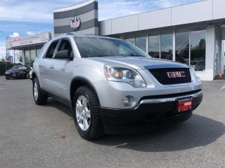 Used 2012 GMC Acadia SLE 8 Passanger Super Clean for sale in Langley, BC