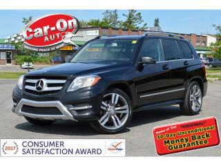 Used 2013 Mercedes-Benz GLK-Class 350 4MATIC LEATHER HTD SEATS FULL PWR GRP LOADED for sale in Ottawa, ON