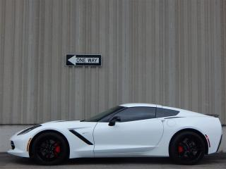 Used 2016 Chevrolet Corvette STINGRAY-Z51-TARGA for sale in Etobicoke, ON