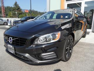 Used 2018 Volvo V60 T5 AWD Dynamic for sale in North Vancouver, BC