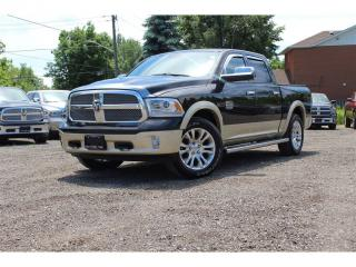 Used 2015 RAM 1500 Longhorn*$1200 HARD COVER*Air Susp*Sunroof*MINT for sale in Mississauga, ON