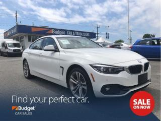 Used 2018 BMW 4 Series 430i xDrive, Grand Coupe' Edition, Rare Model for sale in Vancouver, BC