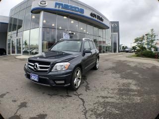 Used 2011 Mercedes-Benz GLK350 GLK350 4MATIC for sale in Mississauga, ON