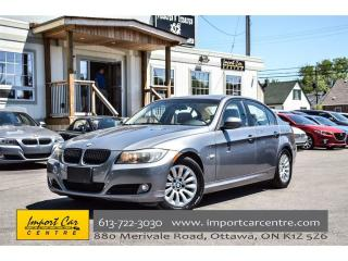 Used 2009 BMW 3 Series 323i ROOF ALLOYS for sale in Ottawa, ON