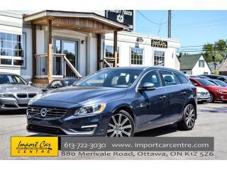 Used 2015 Volvo V60 T6 Premier Plus 2 Polestar Editon WOW!!! for sale in Ottawa, ON