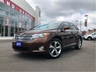 Used 2011 Toyota Venza Base V6 for sale in Pickering, ON