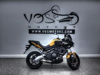 Used 2012 Kawasaki Versys 650 - No Payments For 1 Year** for sale in Concord, ON