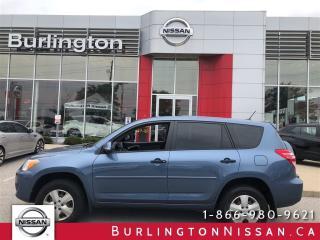 Used 2010 Toyota RAV4 SPORT, FWD, LOW LOW KM'S ! for sale in Burlington, ON