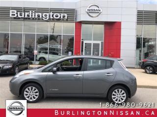Used 2015 Nissan Leaf S for sale in Burlington, ON