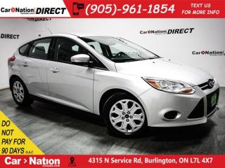 Used 2014 Ford Focus SE| HEATED SEATS| WE WANT YOUR TRADE| for sale in Burlington, ON