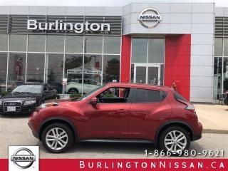 Used 2015 Nissan Juke SL, AWD, NAVi, HUGE EXTENDED WARRANTY ! for sale in Burlington, ON