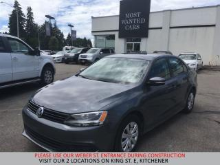 Used 2014 Volkswagen Jetta TRENDLINE+ | Bluetooth | Heated Seats for sale in Kitchener, ON
