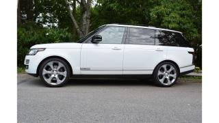 Used 2016 Land Rover Range Rover Supercharged LWB 4WD for sale in Vancouver, BC