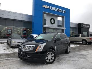 Used 2015 Cadillac SRX Base for sale in Barrie, ON