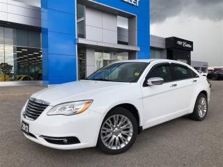 Used 2013 Chrysler Chrysler 200 - for sale in Barrie, ON