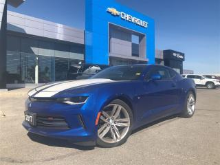 Used 2017 Chevrolet CAMARO RS LT for sale in Barrie, ON