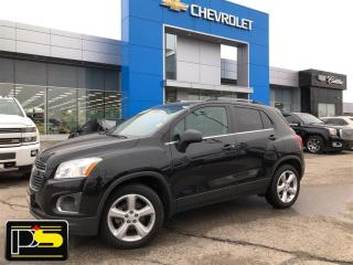Used 2015 Chevrolet Trax LTZ for sale in Barrie, ON