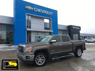 Used 2015 GMC Sierra 1500 SLT for sale in Barrie, ON
