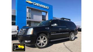 Used 2012 Cadillac Escalade ESV Base, One Owner for sale in Barrie, ON