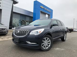 Used 2015 Buick Enclave Leather for sale in Barrie, ON