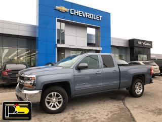 Used 2016 Chevrolet Silv 1500 Doubl LT for sale in Barrie, ON