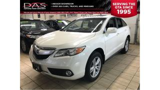 Used 2013 Acura RDX PREMIUM LEATHER/SUNROOF/ONLY 53.000KM for sale in North York, ON