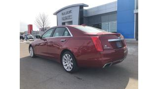 Used 2015 Cadillac CTS Luxury AWD for sale in Barrie, ON