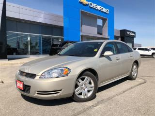 Used 2010 Chevrolet Impala LT for sale in Barrie, ON