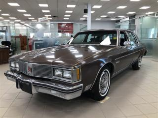 Used 1983 Oldsmobile Oldsmobile - for sale in Barrie, ON