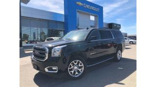 Used 2017 GMC Yukon XL SLT for sale in Barrie, ON