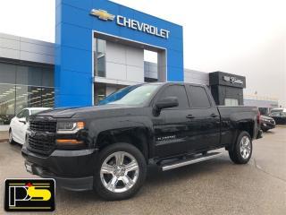 Used 2017 Chevrolet Silverado 1500 Custom for sale in Barrie, ON