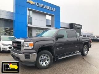 Used 2015 GMC Sierra 1500 4WD Crew CAB 143. for sale in Barrie, ON