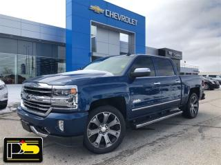 Used 2016 Chevrolet Silverado 1500 High Country for sale in Barrie, ON