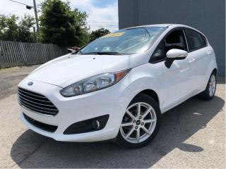 Used 2014 Ford Fiesta SE NAVIGATION MAGS HEATED FRONT SEATS for sale in St Catharines, ON