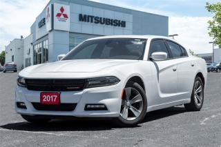Used 2017 Dodge Charger SXT| SUNROOF | STARTER| 2 KEYS | CLEAN for sale in Mississauga, ON