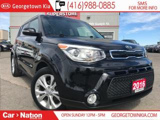 Used 2016 Kia Soul EX | FOGS | ALLOYS | B/U CAMERA | BLUE TOOTH for sale in Georgetown, ON