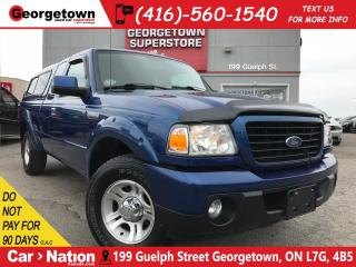 Used 2008 Ford Ranger SPORT 3.0LV6 POWER GROUP| REAR CAP| ONE OWNER for sale in Georgetown, ON