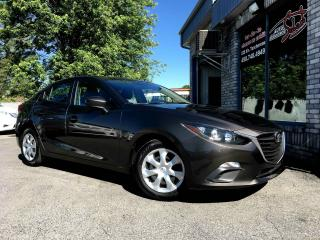 Used 2016 Mazda MAZDA3 Berline 4 portes, boîte automatique, GX for sale in Longueuil, QC