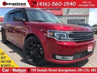 Used 2016 Ford Flex Limited | NAVI | AWD | LEATHER | SUNROOF | CAM for sale in Georgetown, ON