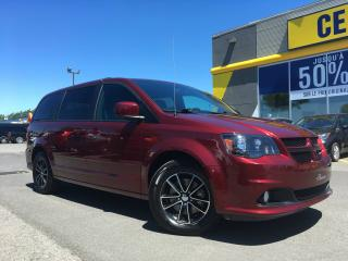 Used 2017 Dodge Grand Caravan GT DVD CUIR MAGS for sale in Levis, QC